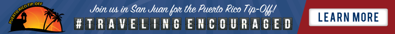 Puerto Rico Tip-Off home page banner