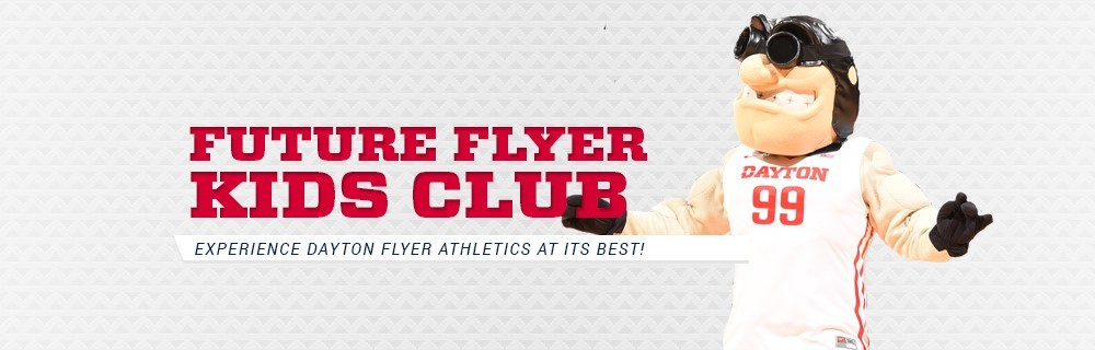 Future Flyers Kids Club Graphic