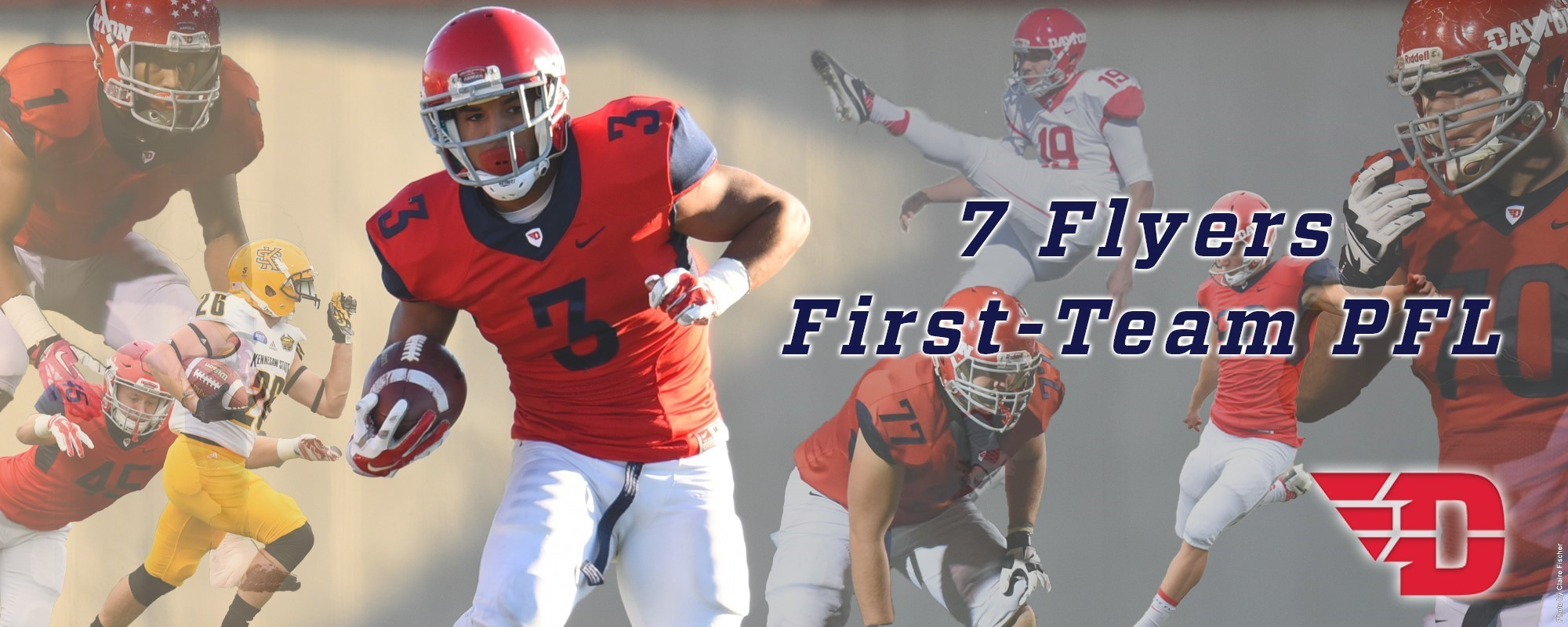 2015 First Team All-PFL