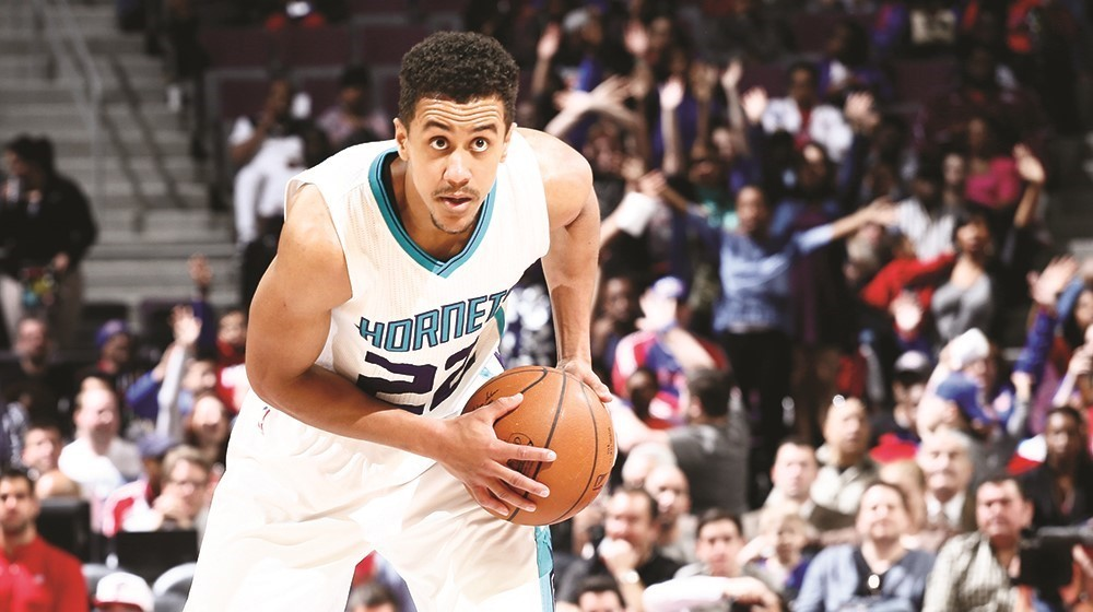 Brian Roberts Charlotte Hornets